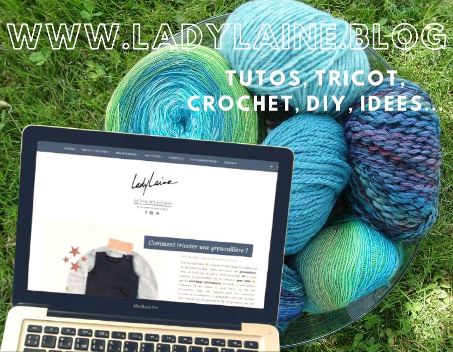 Retrouvez le Blog Ladylaine