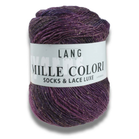 Laine Lang Yarns Mille colori Socks & Lace Luxe