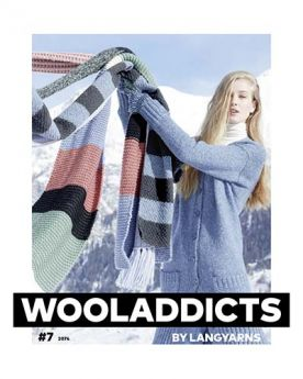 Catalogue Lang Yarns Wooladdicts N°7