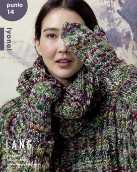 Catalogue Lang Yans Punto N° 14 spécial laine lyonel