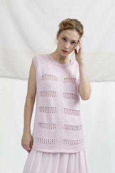Kit tricot coton Divina de Lang Yarns