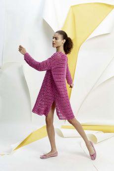Kit tricot Kimberley - Robe au crochet