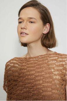 Kit tricot, coton Marlène Luxe de Lang Yarns