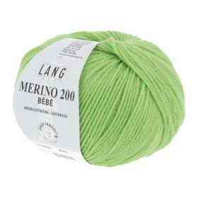 Laine Lang Yarns Mérino 200 bébé