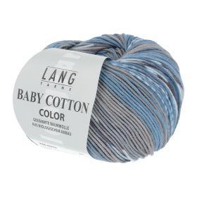 Coton Lang Yarns Baby Cotton Color