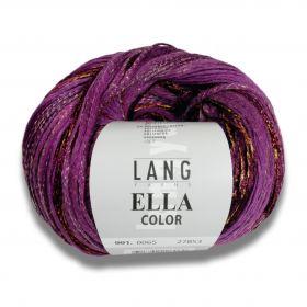Coton Ella Color de Lang Yarns
