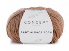 Laine Katia Baby Alpaca 100 % coloris 504