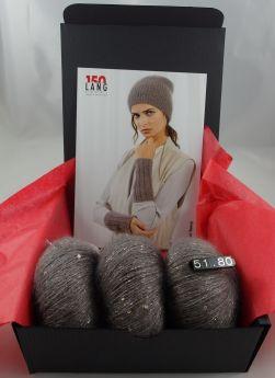 Coffret cadeau laine Mohair Fancy de Lang Yarns