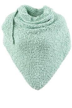Modèle à tricoter, châle coton Liberty, Wooladdicts