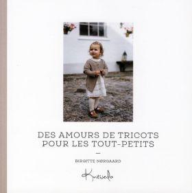 Livre des amours de tricots pour les tout-petits