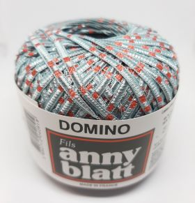 Laine Anny Blatt coton Domino
