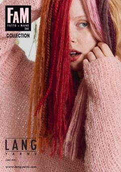 Catalogue Lang Yarns FAM 265 Collection