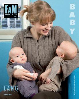 Catalogue Lang Yarns FAM 221 baby