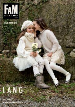 Catalogue Lang Yarns FAM 222 Elle tricote