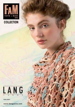 Catalogue Lang Yarns FAM N° 242 Printemps Eté 2017