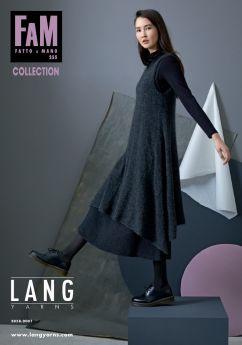 Catalogue Lang Yarns FAM 255 Collection