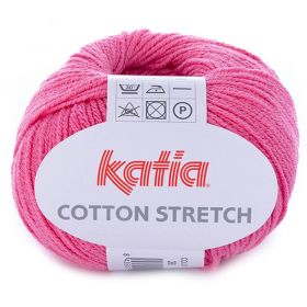 Cotton Strech coloris 17 jaune