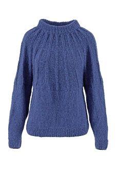 Modèle à tricoter N°6 du Wooladdicts N°5