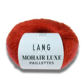 Laine Lang Yarns Mohair Luxe Paillettes