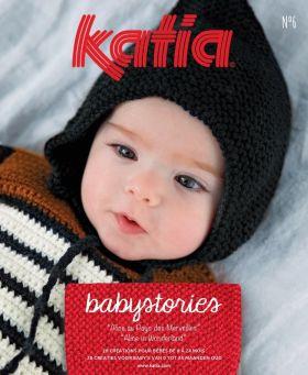 Catalogue Katia Babystories N°6