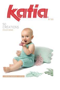 Catalogue Katia Layette N°88