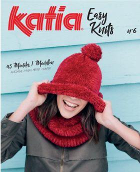 Catalogue Katia Easy Knit N° 6