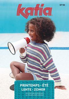 Catalogue Katia enfants N°93