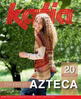Couverture catalogue Katia spécial Azteca
