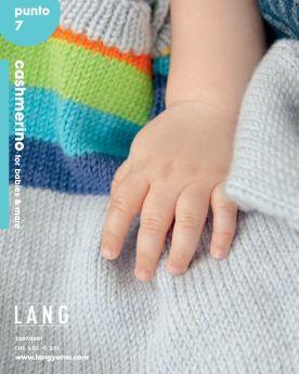 Catalogue Lang Yarns Layette Punto N° 7