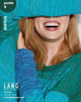 Catalogue Lang Yarns Punto N°9 Bloom