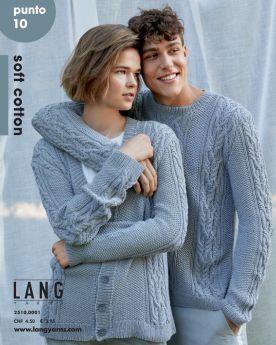 Catalogue Lang Yarns Punto 10 Soft Cotton