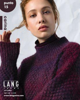 Catalogue Lang Yarns Punto N°15 Carina