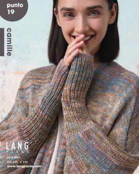 Catalogue Lang Yarns Punto N°19 Camille