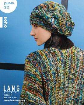 Catalogue Lang Yarns Punto N°22 Soho