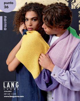 Catalogue Lang Yarns Punto N°26 Norma