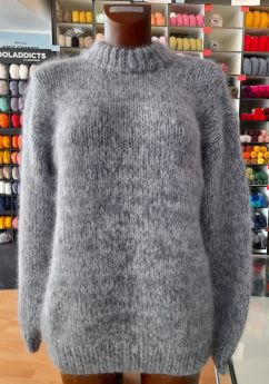Pull frosty flakes laine Honor Wooladdicts Lang Yarns