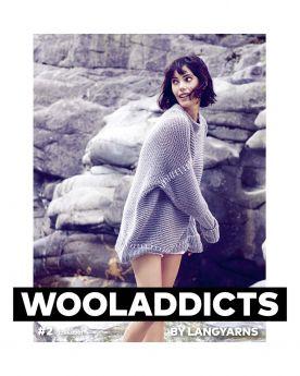Catalogue Lang Yarns Wooladdicts N°2 Printemps Eté