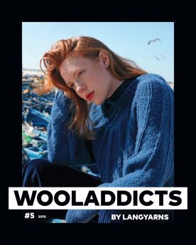 Catalogue Lang Yarns Wooladdicts N° 5