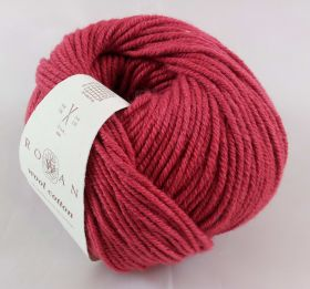 Laine Rowan Wool Cotton col.911 Rich