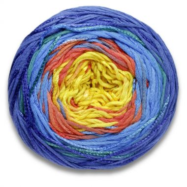 Laine Lang Yarns Bloom - coton-Couleur- N° 1010.0052