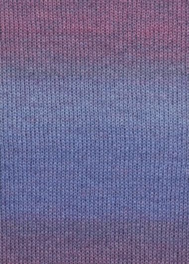 Laine Lang Yarns Mohair Luxe Color-Couleur- N° 1029.0046