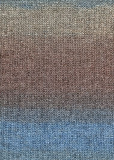 Laine Lang Yarns Mohair Luxe Color-Couleur- N° 1029.0067
