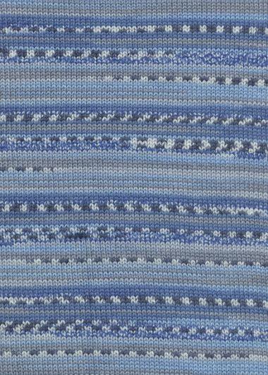 Laine Lang Yarns Mérino 200 bébé color-Couleur- N° 155.0333
