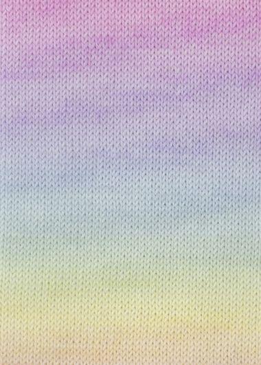 Laine Lang Yarns Mérino 200 bébé color-Couleur- N° 155.0354