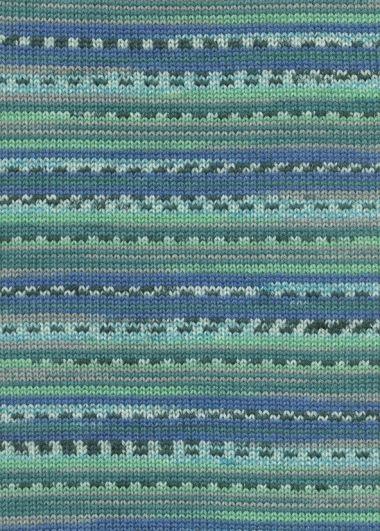 Laine Lang Yarns Mérino 200 bébé color-Couleur- N° 155.0373
