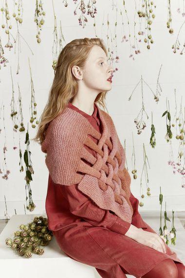 Kit tricot Carina N°1-XL