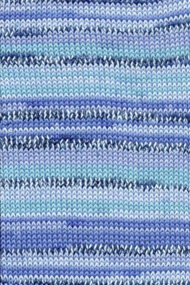 Laine Lang Yarns Quattro Color - coton-Couleur- N° 812.0010