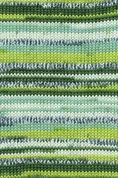 Laine Lang Yarns Quattro Color - coton-Couleur- N° 812.0017