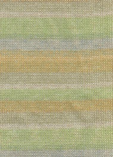 Laine Lang Yarns Quattro Color - coton-Couleur- N° 812.0044