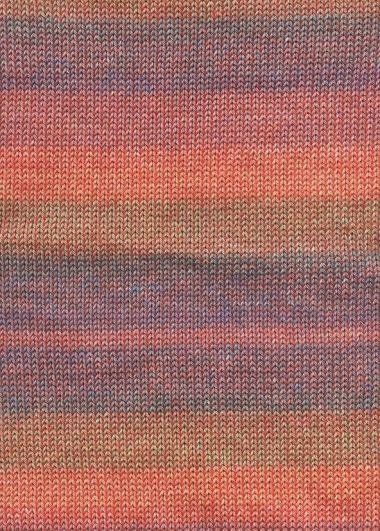 Laine Lang Yarns Quattro Color - coton-Couleur- N° 812.0053